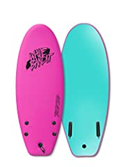 The perfect board for half-pint riders looking to progress their surf skills. The shred sled is packed to the gills with extra foam for added float and shred-ability