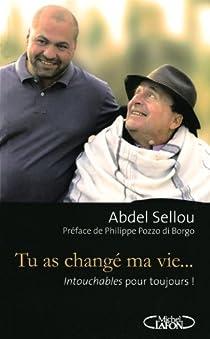 Tu as changé ma vie... par Sellou