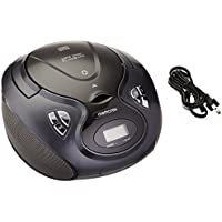 Memorex MP3451 Am FM Bluetooth CD Boombox