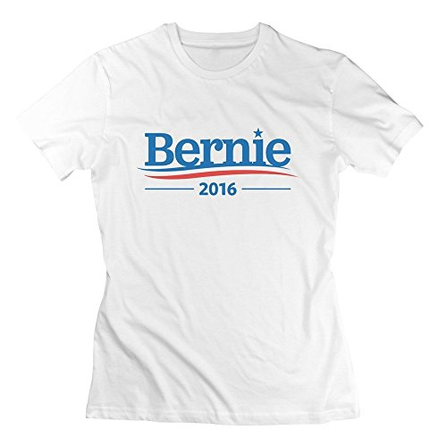 Bernie Sanders T shirts White Women product image