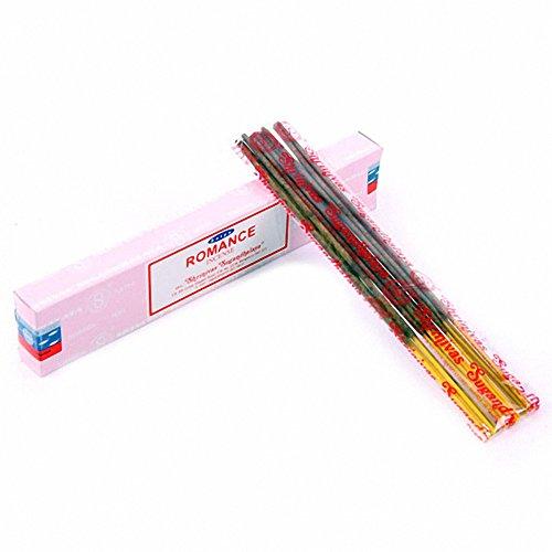 - Satya Nag Champa Romance Incense Sticks - Box 12 Packs