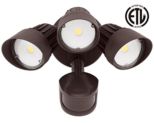 Led Outdoor Security Lights With Pir - 7