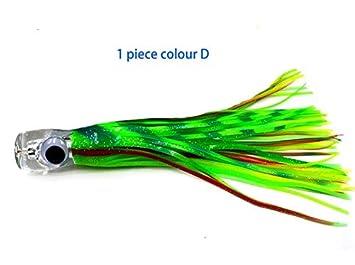 28000ece9d 8 pcs Big sea trolling fishing lure tuna saltwater lures 11 inch 136 g