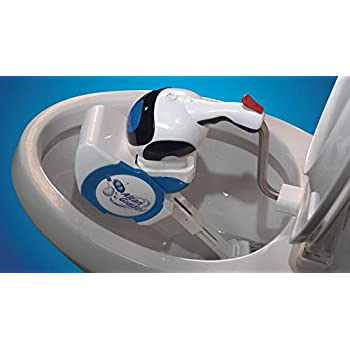 Amazon Com Giddel Toilet Cleaning Robot Kitchen Amp Dining
