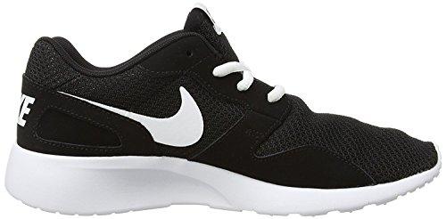 Nike Kaishi (GS) Zapatillas de Running, Niños Negro con blanco