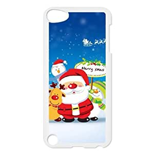 Christmas theme style For Ipod Touch 5 Csaes phone Case THQ139834