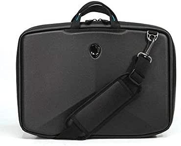 Alienware Vindicator V2.0 Laptop Carrying Case - Black/Teal - 17.3 Inch