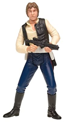 Star Wars: Power of the Jedi Han Solo (Death Star Escape) Action Figure