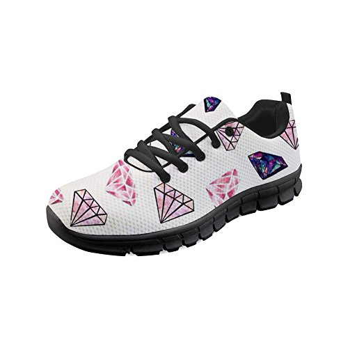 Sneaker Running Footwear D9sp1941baq Shoes Mesh doginthehole Sport Athletic Women Breath for BYzP0q