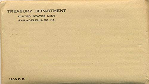 1956 U.S. PROOF SET MINT SEALED GEM PROOF