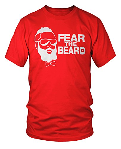 fear the beard james harden houston rockets 13 t shirt my beard shop the best beard care. Black Bedroom Furniture Sets. Home Design Ideas