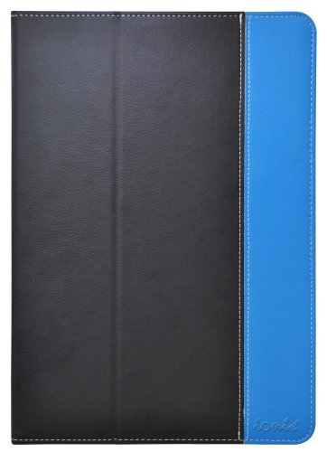 Ionic 2-Tone Designer Leather Case Cover with Stand for iPad Air 2