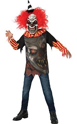 Freak (Kids Clown Mask)