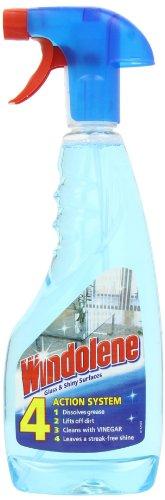 Windolene Window Cleaner Spray 500ml, Pack of 6