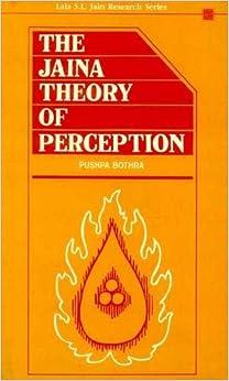 Jaina Theory Of Perception por Pushpa Bothra