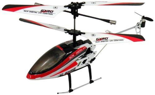 赤外線ヘリコプター ジャイロメタル FALCON ファルコン-隼