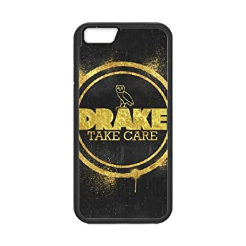 iPhone 6 4.7 Inch Cell Phone Case Black Drake Ovo Owl oionk ...