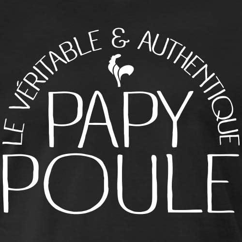 V/éritable Papy Poule T-Shirt Premium Homme
