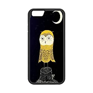 Owl Pattern Hard Shell Phone Case For Iphone 6 4.7 Case HSL439490