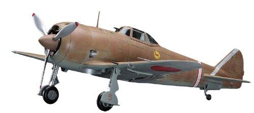 ハセガワ 中島 キ44 二式単座戦闘機 鍾馗 試作型 独立飛行第47中隊 1/32 08205