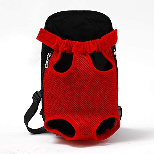 yelesley Pet Dog Carrier Backpack Mesh Camouflage Outdoor Travel Products Breathable Shoulder Handle Bags for Small Dog Cats