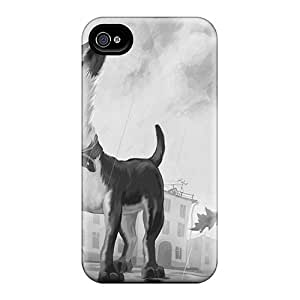 New Dog Smile Skin Case Compatible With Iphone 4/4s