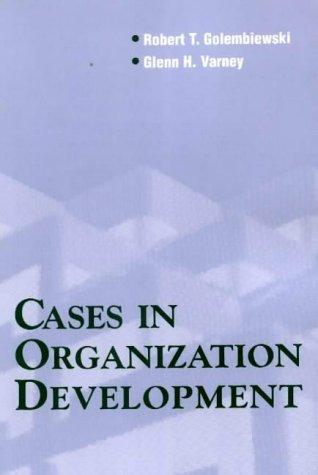 Cases in Organization Development