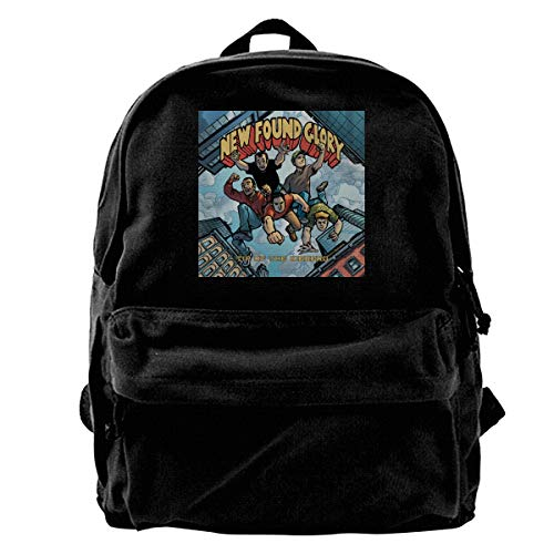 New Found Glory Tip Of The Iceberg Unisex,Lightweight,durable,school Backpack,multi-purpose Backpack,travel Backpack