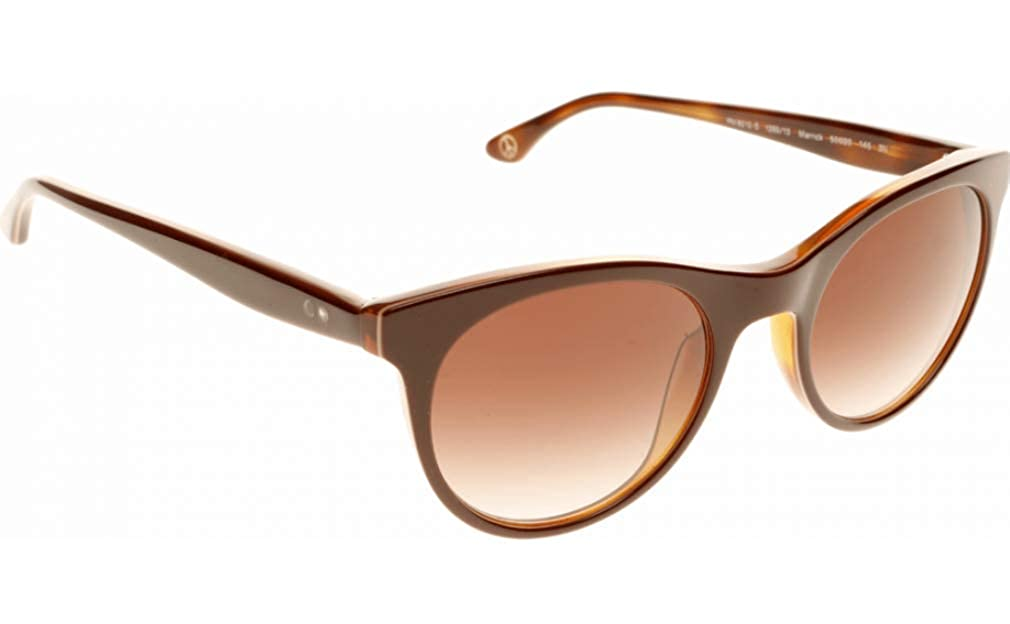 Paul Smith MARRICK PM8212S  128913 Sunglasses Dark Brown Havana w Gradient Brown Lens 50mm
