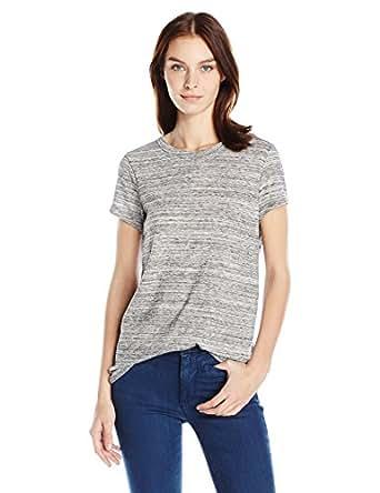 Alternative Women's Short Sleeve Ideal Crew Tee, Urban Grey, S