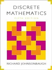 discrete mathematics richard johnsonbaugh solution manual