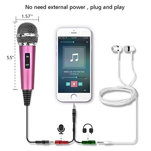 Professional Condenser Microphone, Plug &Play Home Studio ...