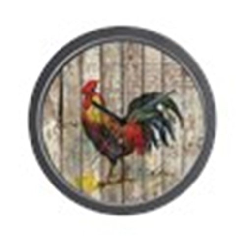 (CafePress Rustic Farm Country Rooster Unique Decorative 10