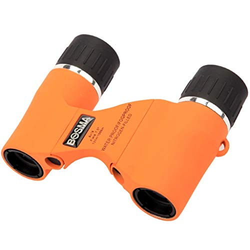 (Liutao Binoculars Surfing 6X18 Binoculars Waterproof Pocket Portable Telescope Durable Binoculars)