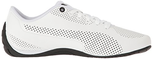 Puma Mens Drift Cat 5 Scarpa Ultra Walking Puma Bianco-puma Nero