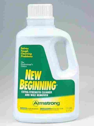 Armstrong New Beginning Extra-Strength Floor Stripper, 64 Ounce