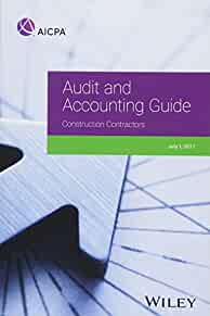 Audit and accounting guide.