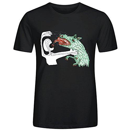 Part Chimp I Am Come Cool Mens T-Shirt Black