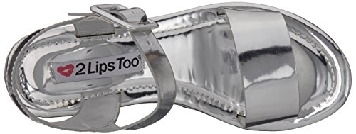 Lips Too Dress Sacha 2 Silver Women Sandal Pxw8WB5