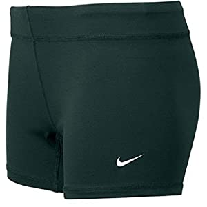 Nike Performance Women's Volleyball Game Shorts (Medium, Black)