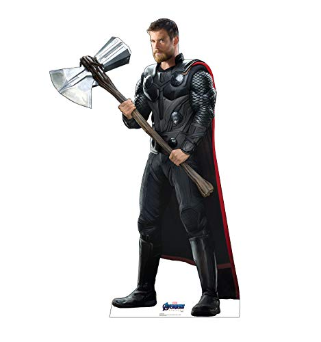 Advanced Graphics Thor Life Size Cardboard Cutout Standup - Marvel's Avengers: Endgame (2019 -