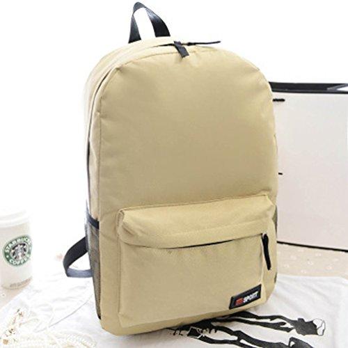 El más nuevo paño de Oxford de viajes Corea del totalizador de la manera portable de los zapatos de la bolsa de ocio bolsa de almacenamiento, 44 ??* 32 * 13cm, Green2 Khaki