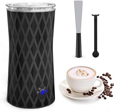 [スポンサー プロダクト]Keenstone ミルクフォーマー ミルク泡立て器 電動 ミルクフローサー プロ クリーマー 電動牛乳 ふわふわミルクを作る カプチーノ カフェラテ コーヒー ブラック
