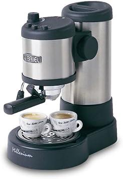 Briel Cafetera expreso Millenium ES300: Amazon.es: Hogar