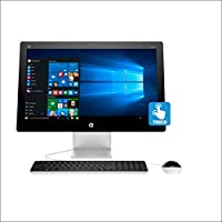 HP Pavilion 23-q151 All-in-One PC - Intel Core i7-4785T 2.2GHz 8GB 1TB DVDRW Windows 10 Home (Certified Refurbished)