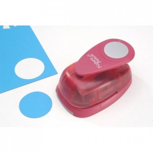 Darice 21437-009 Paper Punch Circle 2in