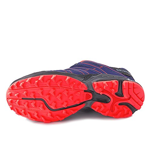 Scarpe Asama Nero Outdoor Xt Gore tex In Salomon Bq7Br