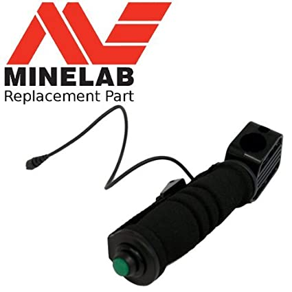 Amazon.com : Minelab Handle with Quick-track Button (New Version) : Outdoor And Patio Products : Garden & Outdoor