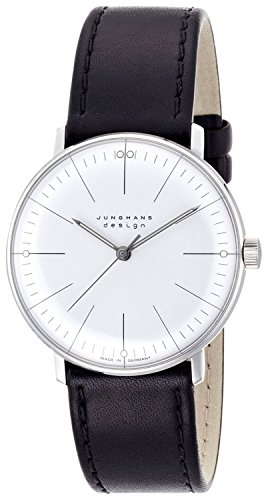 JUNGHANS watch hand-rolled Max Bill Automatic 027 3700 00 Men's [regular imported goods]