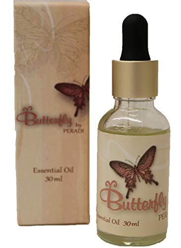 Peradi butterfly scented essential oil home perfume extract